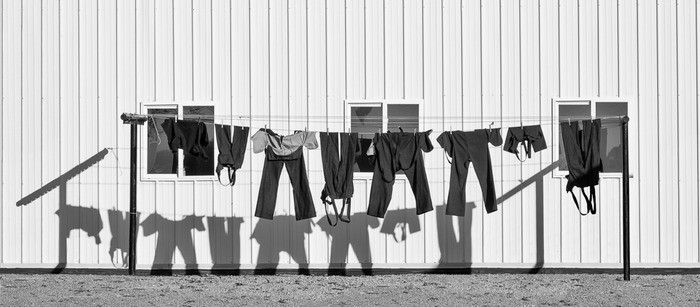 Amish Laundry Ria Waugh