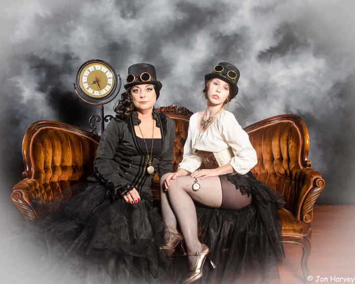 Steampunk Queens 2 Jon Harvey